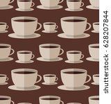 Illustration Of Coffee Cup...