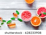 Organic Cosmetic With Citrus O...