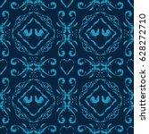vector seamless pattern for... | Shutterstock .eps vector #628272710