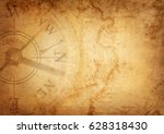 survival  exploration and... | Shutterstock . vector #628318430