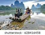 Li River  Guilin  China Circa...