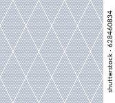seamless diamonds pattern.... | Shutterstock .eps vector #628460834