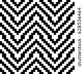 vector seamless pattern.... | Shutterstock .eps vector #628536464