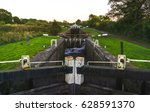Looking Up The Caen Hill Locks...