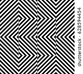 vector seamless pattern.... | Shutterstock .eps vector #628594454