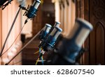 Small photo of Microphones for singing in a church choir
