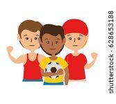soccer sport design | Shutterstock .eps vector #628653188