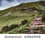 Path To Arthur's Seat With...