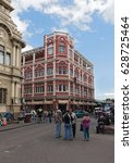 san jose  costa rica march 04 ... | Shutterstock . vector #628725464