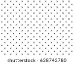 lines and dots background | Shutterstock . vector #628742780