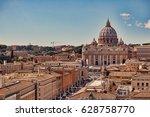 Vatican City. St Peter's...