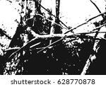 black and white vintage grunge... | Shutterstock .eps vector #628770878