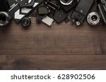 different video making... | Shutterstock . vector #628902506