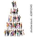 big shopping | Shutterstock . vector #62891545