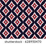 geometric ethnic pattern...   Shutterstock .eps vector #628950470
