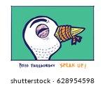 press freedom day. illustration ...   Shutterstock .eps vector #628954598