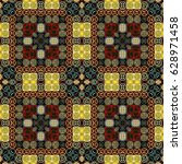 art ornamental traditional... | Shutterstock .eps vector #628971458