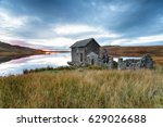 The Ruins Of An Old Boat House...