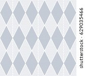 seamless diamonds pattern.... | Shutterstock .eps vector #629035466
