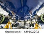 karmelava  lithuania   april 25 ... | Shutterstock . vector #629103293