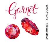 January Birthstone Garnet...