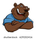 bear | Shutterstock .eps vector #629202416