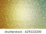 light green  yellow vector... | Shutterstock .eps vector #629223200