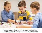 education  children  technology ... | Shutterstock . vector #629293136