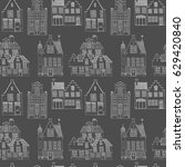 vector illustration of house... | Shutterstock .eps vector #629420840