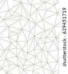 seamless polygonal pattern... | Shutterstock .eps vector #629451719