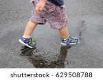puddle | Shutterstock . vector #629508788