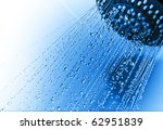 photograph of a shower head... | Shutterstock . vector #62951839