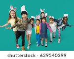 happiness group of cute and...   Shutterstock . vector #629540399