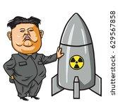 kim jong un with nuclear...
