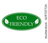 eco food  organic bio product... | Shutterstock .eps vector #629737724