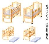 Kinderbett Vektor Cliparts Download Bei Vectorportal