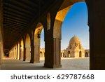 ibn tulun mosque in cairo ...   Shutterstock . vector #629787668