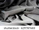 cloth texture as a background... | Shutterstock . vector #629787683