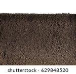 soil or dirt texture   Shutterstock . vector #629848520