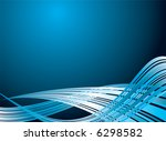 illustrated abstract background ... | Shutterstock .eps vector #6298582
