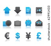 Banking And Finance Icon Set 1...
