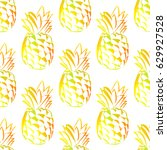 seamless pattern with...   Shutterstock .eps vector #629927528