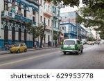 havana  cuba   apr 17  2017 ...   Shutterstock . vector #629953778