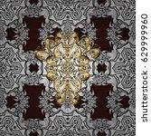 vector illustration. seamless...   Shutterstock .eps vector #629999960