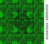 oriental motifs. vector...   Shutterstock .eps vector #630001010