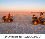 makgadikgadi  botswana   august ...   Shutterstock . vector #630003470