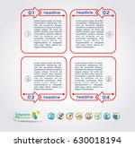 collection of vector...   Shutterstock .eps vector #630018194