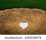 Home Plate Baseball Sport...