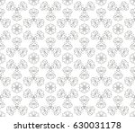 abstract seamless geometric...   Shutterstock .eps vector #630031178