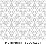 abstract seamless geometric...   Shutterstock .eps vector #630031184